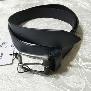 NWT! Zara Leather Belt